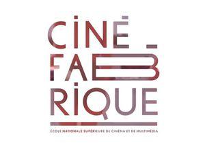(Jean-Jack Queyranne et la première promo de la Cinéfabrique au Festival Lumière)