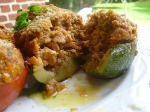 Légumes farcis orientaux