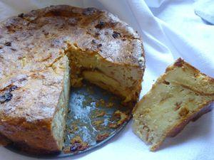 pudding ou pain d'chien