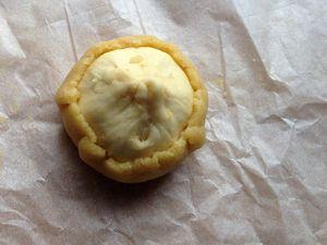 melon pan pour ma Cléo (petites brioches japonaises)
