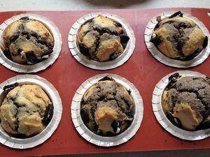 muffins Oréo comme au Mc Do TM5/TM31
