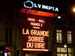 Quartier de l'Opéra avec l'Olympia, The American Dream, le chausseur Weston, l'immeuble Amex et le fameux Harry's bar.
