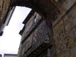 St Emilion et les environs. Château du Carillon.