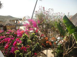 Calme et tranquilité sous le ciel de Karabane...