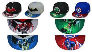 Casquettes snapback