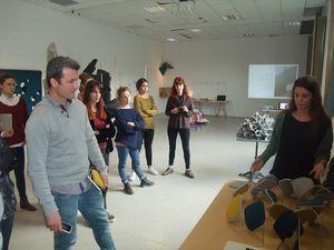 Conclusions et exposition du Workshop : &quot&#x3B;Le silence est une vraie note&quot&#x3B; à l'ESADMM