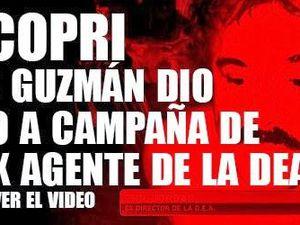 EL MONTAJE DEL CHAPO NARCOS DE TELEVISA VIA @EPN