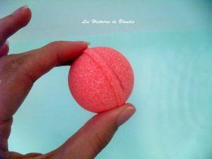 Pomme d'amour de nocibé un plaisir du bain ?