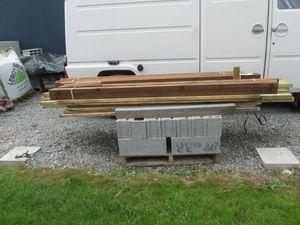 matériel pour fabrication du portail