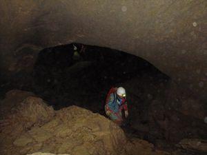 9/10 Juillet : Saints de Glace/Fond du TQS : 23 heures sous terre