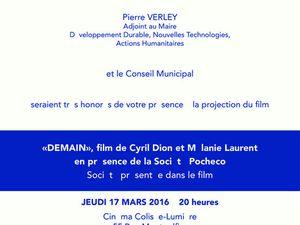 Demain de Mélanie LAURENT