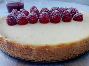 Le cheesecake à la New Yorkaise by Fabrice