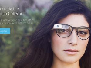 Et les Google Glass devinrent un accessoire de mode grâce à Isabelle Olsson