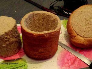 découpe ddu pain