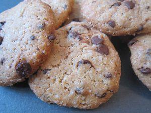 Les cookies choco-noisette de chez Quai Sud