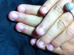 De beaux ongles avec Magali le 9 décembre