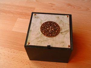La boîte à bijoux tante Agathe.