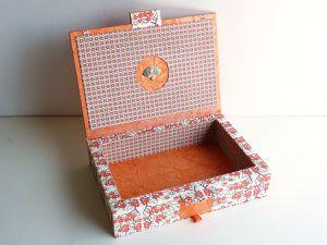 La boîte Minaudière.
