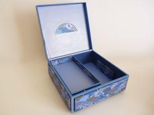 La boîte Blue Sky.