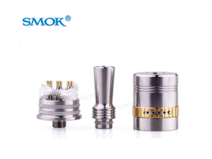 Test - Dripper - Caterpillar RDA de chez Smoktech par Evaps