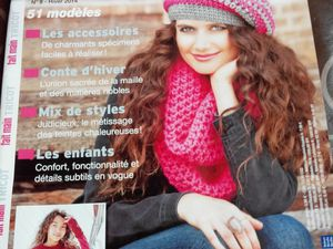 Achat catalogues tricot