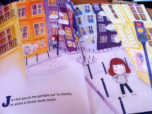 J'aime mes cauchemars / Séverine Vidal &#x3B; Amélie Graux .- Gallimard jeunesse (2014)