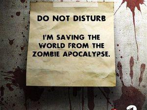 TAG: Zombie Apocalypse �
