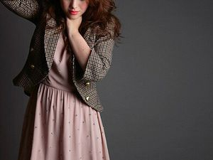 Style de Georgie Henley