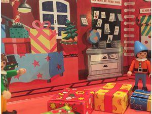 Livre à jouer &quot&#x3B;Noël&quot&#x3B; de Mademoiselle Cartonne