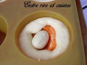 Muffins au Mascarpone Abricot et Chocolat
