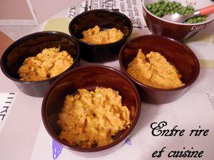 Petits gratins Chorizo et Légumes en Mille-feuille (Anti-gaspillage)