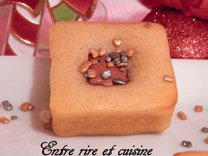 Culino Versions de Décembre : Repas de Noël - Ecrins aux LilaStars de Milka®