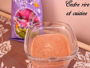 Crème au Chocolat {Multidélices}