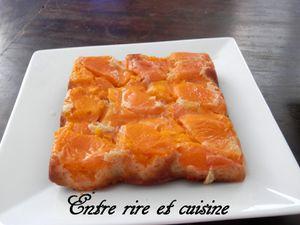 Petit gâteau aux abricots (du matin ou pas !)