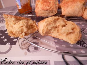 Scones de P. Weeks