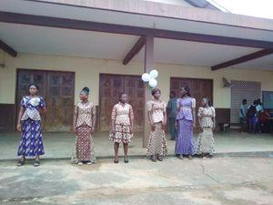 Côte D'IVOIRE : Camp 2017 à ADZOPÉ et Fête du Centre Féminin à Toupah