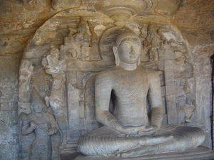 Sigirya, Le Rocher du Lion, le Palais de Kassapa, Sri Lanka, Histoire