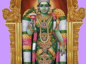 Parvati et Shiva