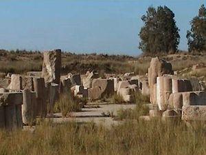 Ruine de Tell basta