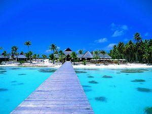 Tahiti, île de Polynésie Française