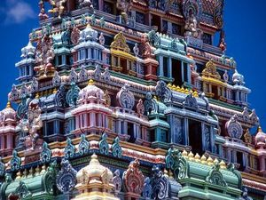 Temple Sri Siva Subramaniya