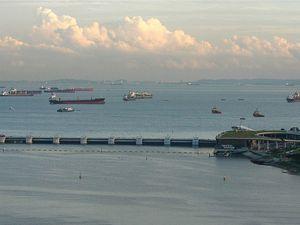 La Marina Réservoir