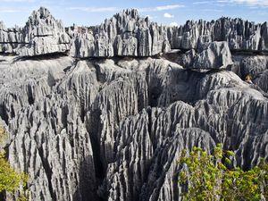 Réserve naturelle du Tsingy de Bemaraha, Madagascar