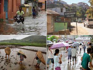 Mawsynram, le village le plus humide au monde, endroits à découvrir, Inde