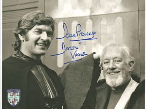 Star Wars, David Prowse, Dark Vador