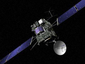 Rosetta, son rendez-vous avec la comète Churyumov-Gerasimenko
