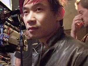 """James Wan réalisateur de Conjuring et John R. Leonetti """"Annabelle""""."""