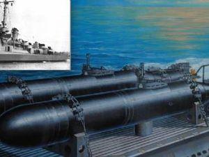 Les Kaiten, torpilles humaines japonaises, seconde guerre mondiale