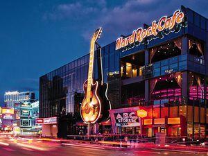 Las Vegas, Histoire, USA