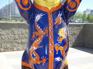 United Buddy Bears, Tournée mondiale, l'art de la Tolérance